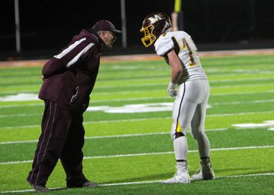 Menomonie football vs Menasha 11-15-19