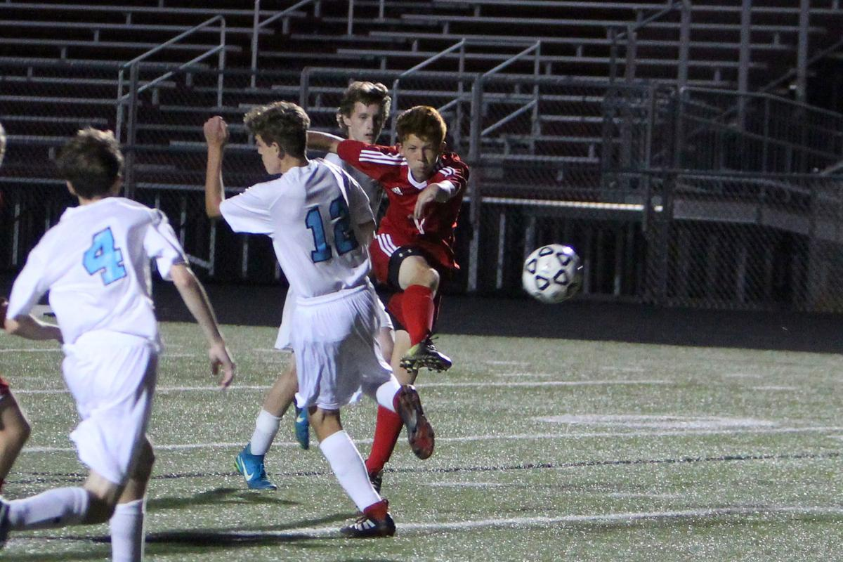 Eau Claire North at Chi-Hi boys soccer 9-11-18