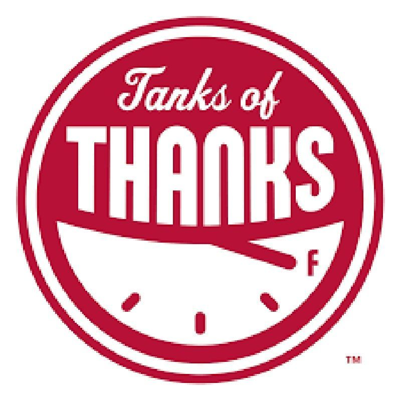 Tanks of Thanks logo
