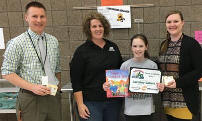 Elk Mound student is Dunn County Ag in the Classroom essay