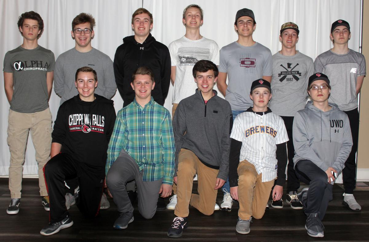 2019 Chi-Hi Boys Golf Team