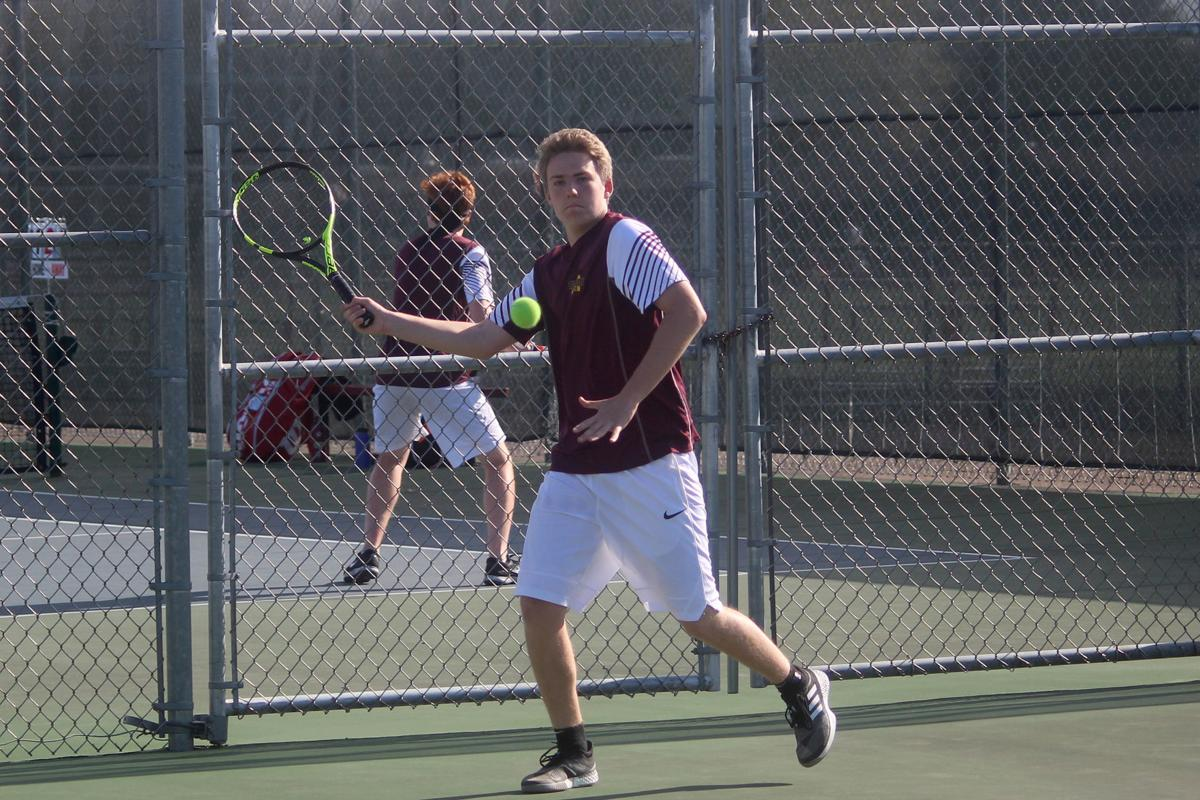 Menomonie at Chi-Hi boys tennis 5-7-19
