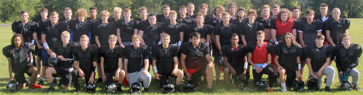 2020 Bloomer Football Team