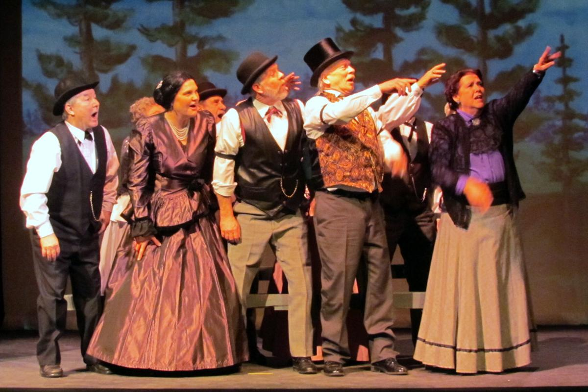 'Chippewa Falls 1869: The Musical'