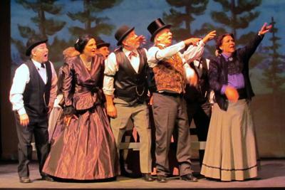 'Chippewa Falls 1869: The Musical'