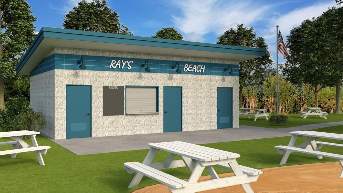 Ray's Beach