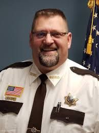 Sheriff Kevin Bygd headshot