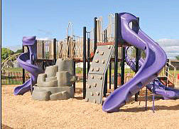 Boyceville Lions dedicate new playground equipment at Pafko Park (copy)