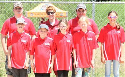 Colfax Sportsmen's Club Scholastic Action Shooting Team