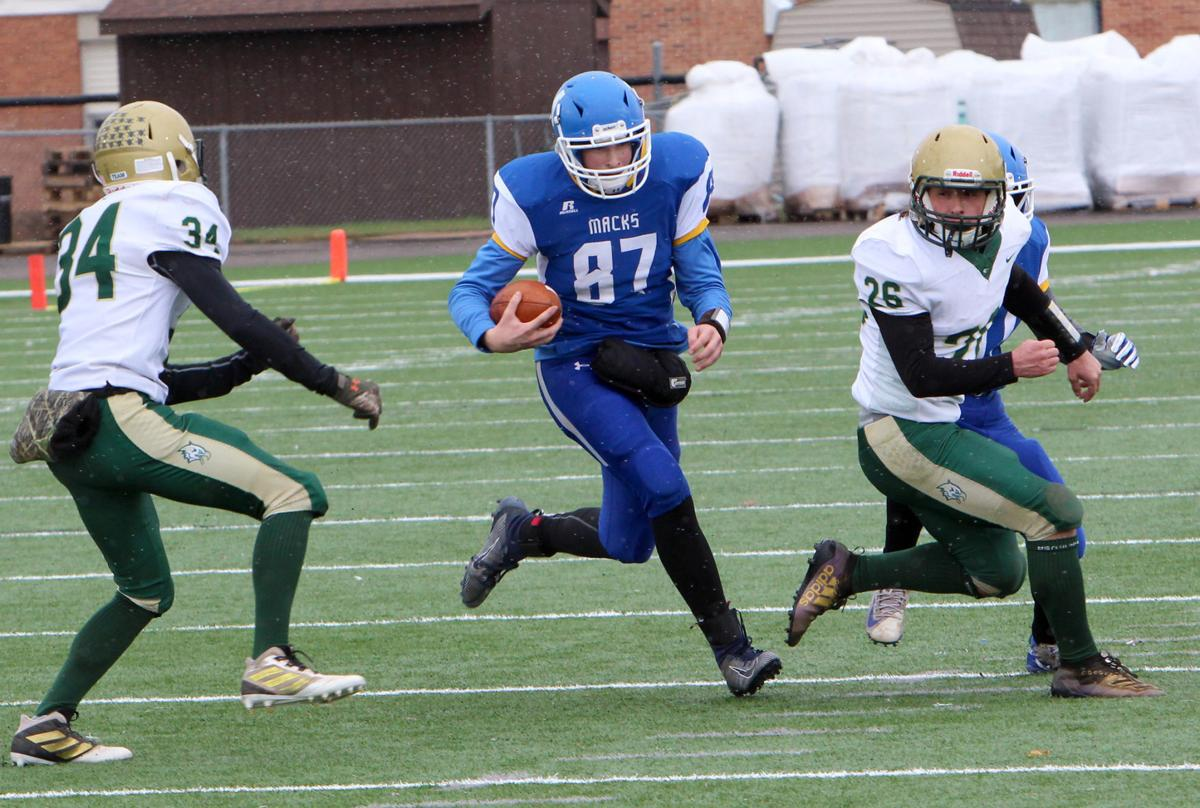 Chequamegon at McDonell football 10-12-19