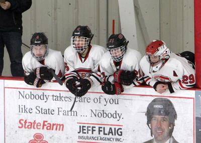 Sun Prairie at Chi-Hi boys hockey 1-19-19