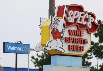 Wal Mart Texas Booze