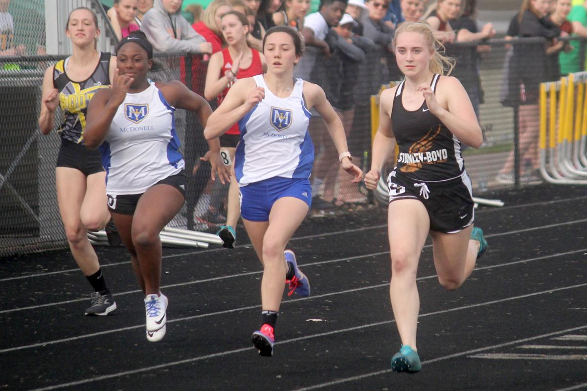 Western Cloverbelt Track and Field Championships 5-14-19