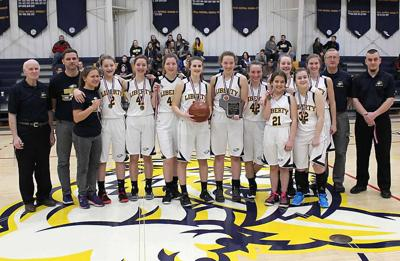 Liberty Christian Girls Basketball