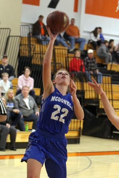 McDonell at Stanley-Boyd girls basketball 11-30-18