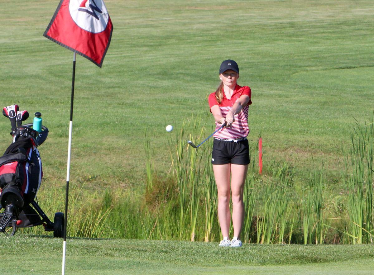 Chi-Hi Girls Golf Invitational 8-23-18