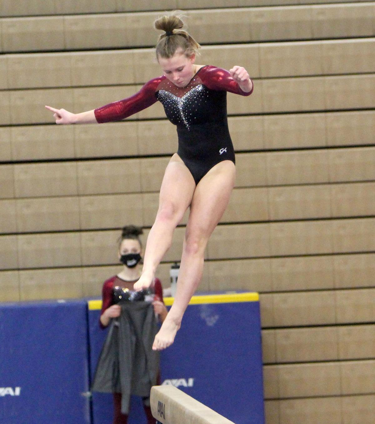 Chippewa Falls Gymnastics Triangular 1-16-21