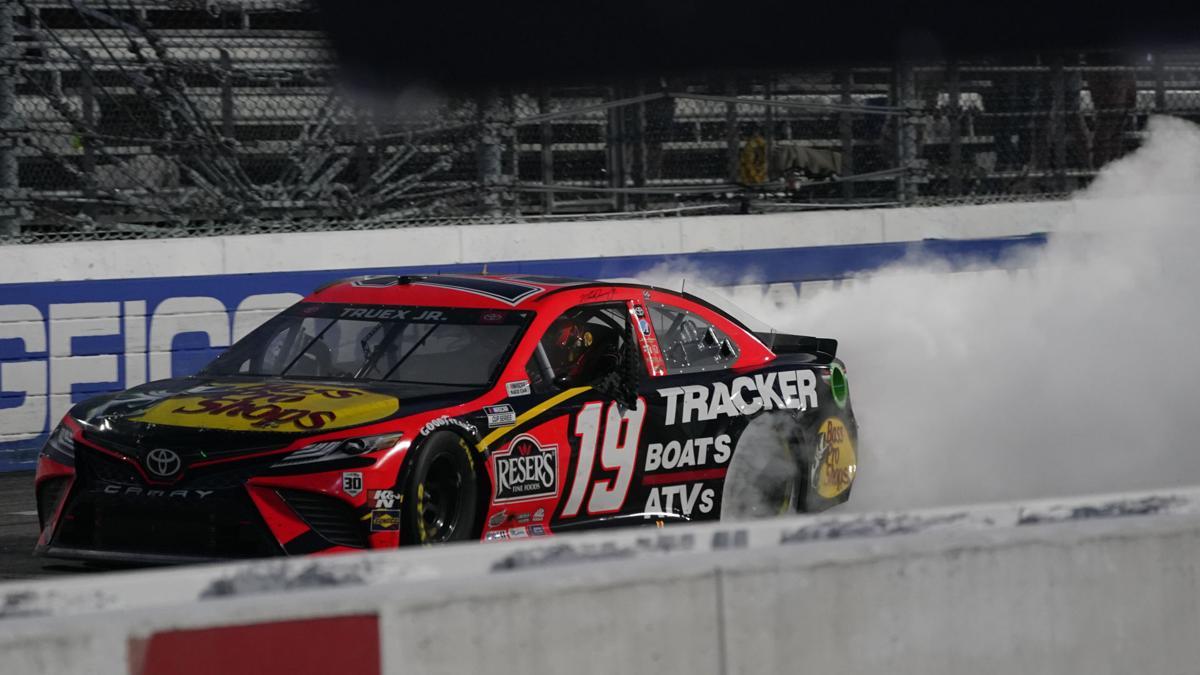 NASCAR jump image 4-12