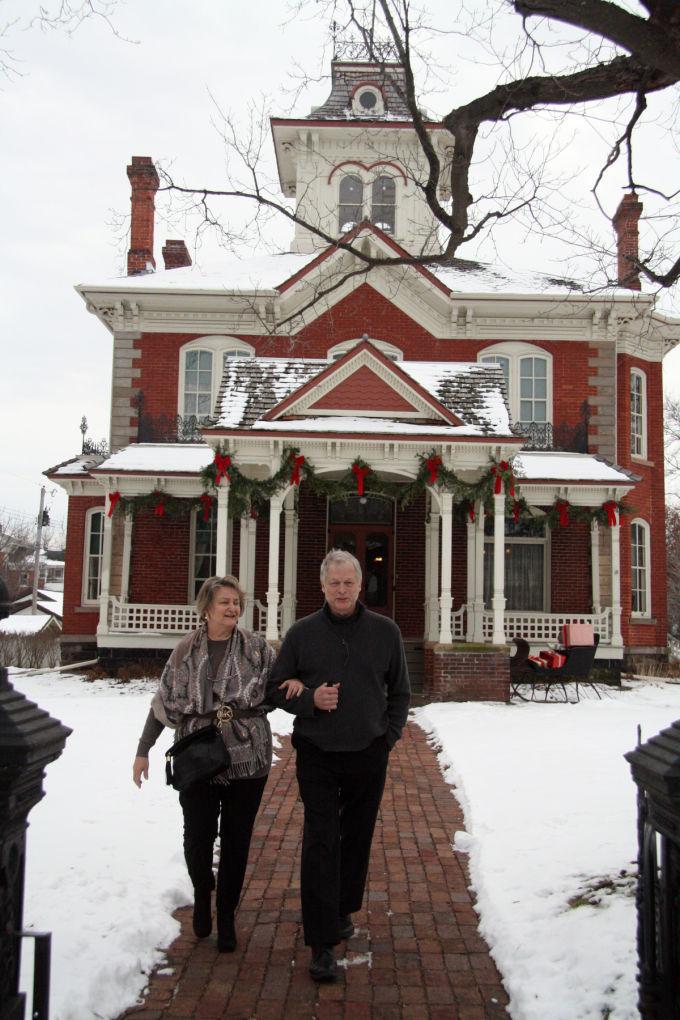 Cook-Rutledge Mansion