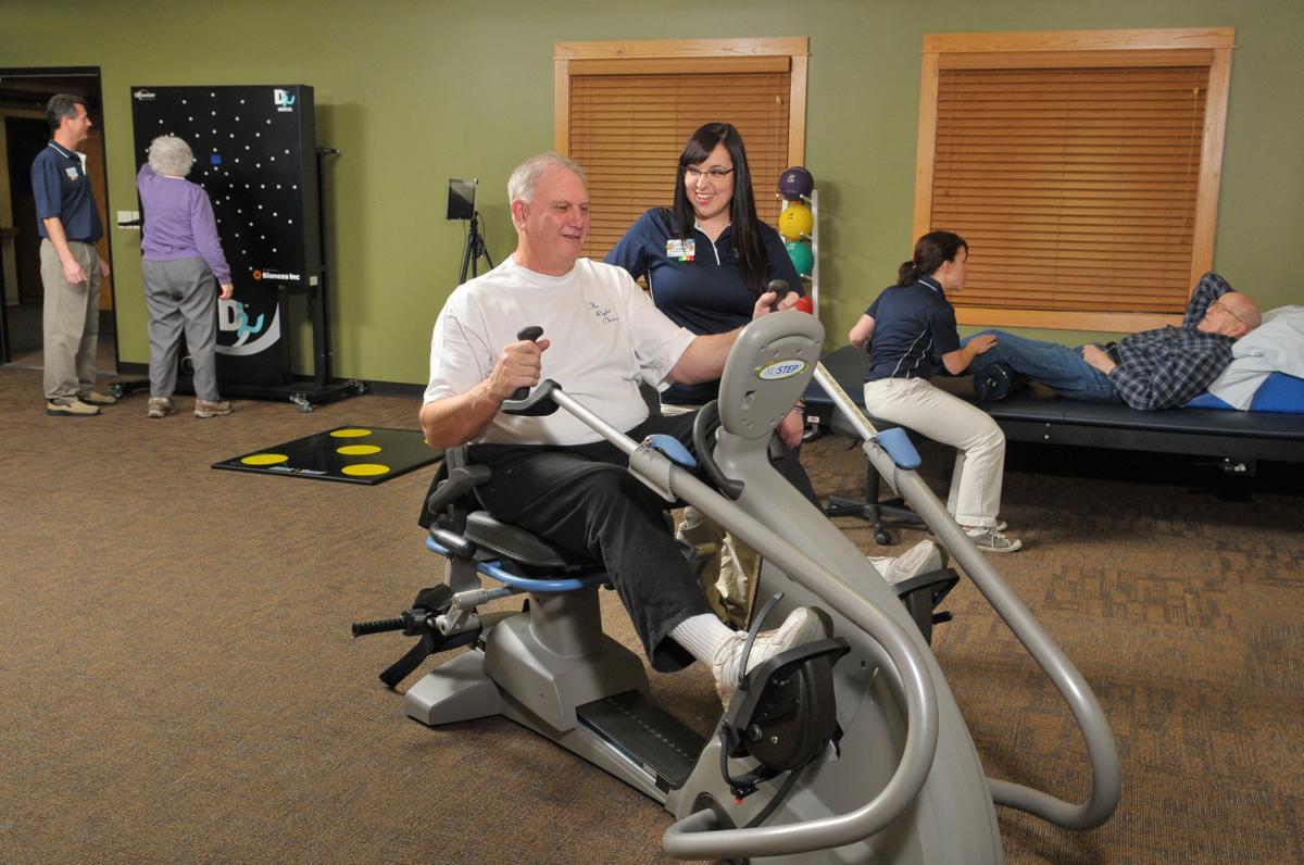 Dove Healthcare - West Eau Claire_Therapy Gym