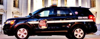 State Patrol squad car, generic file photo