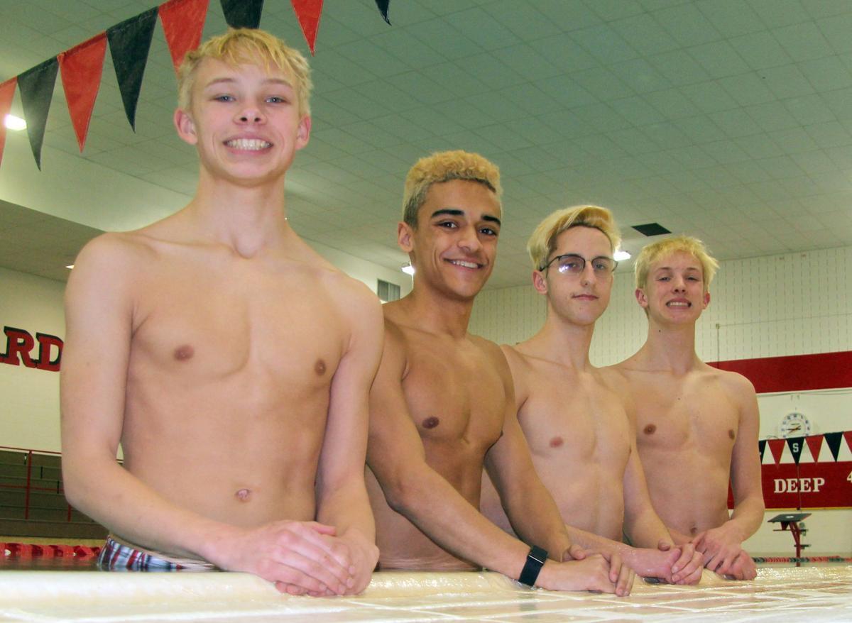 Chi-Hi boys swimming