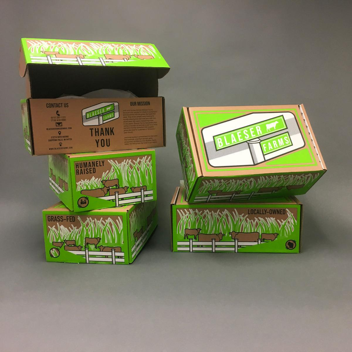 Blaeser Farms box