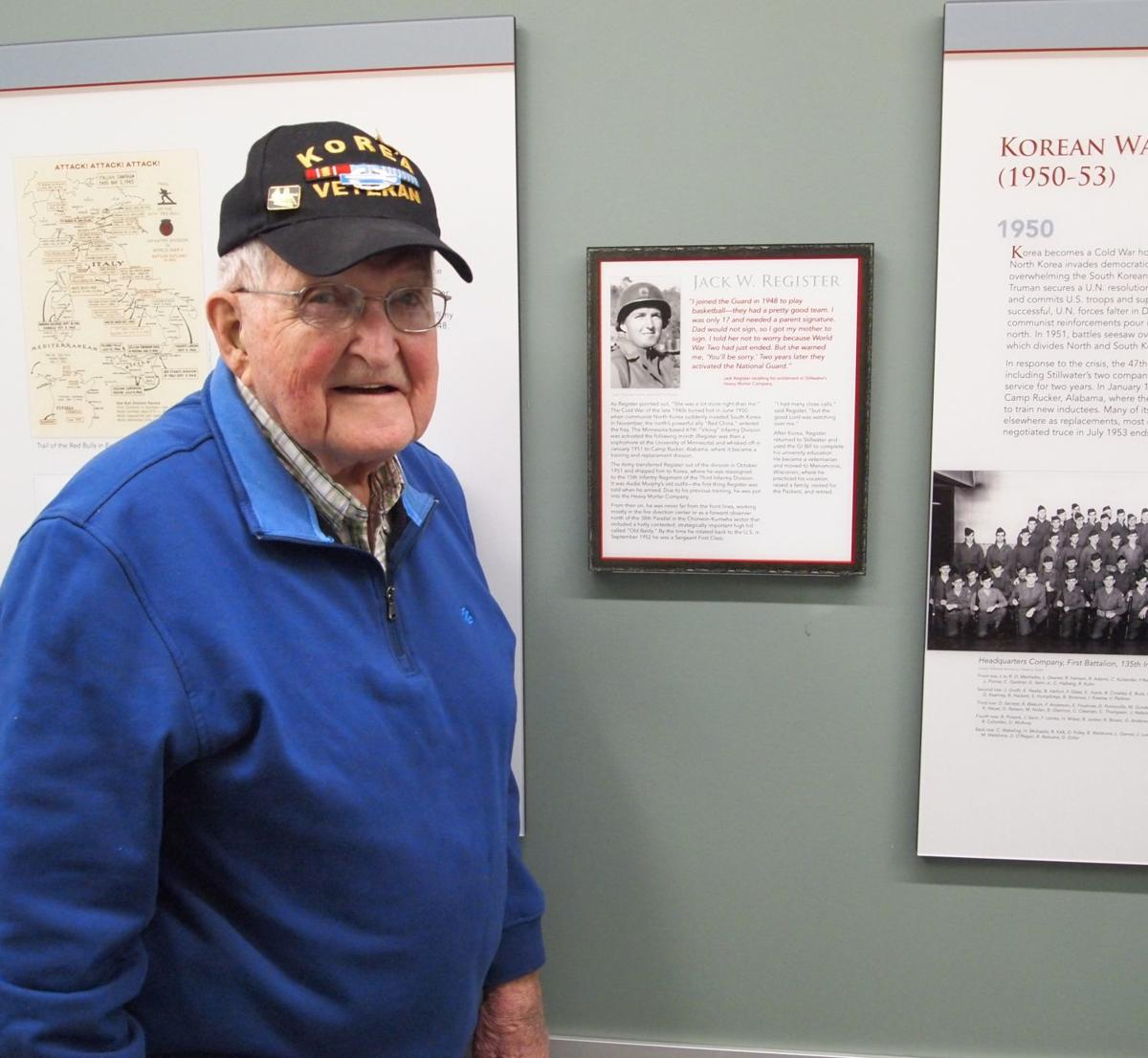 Jack Register veteran