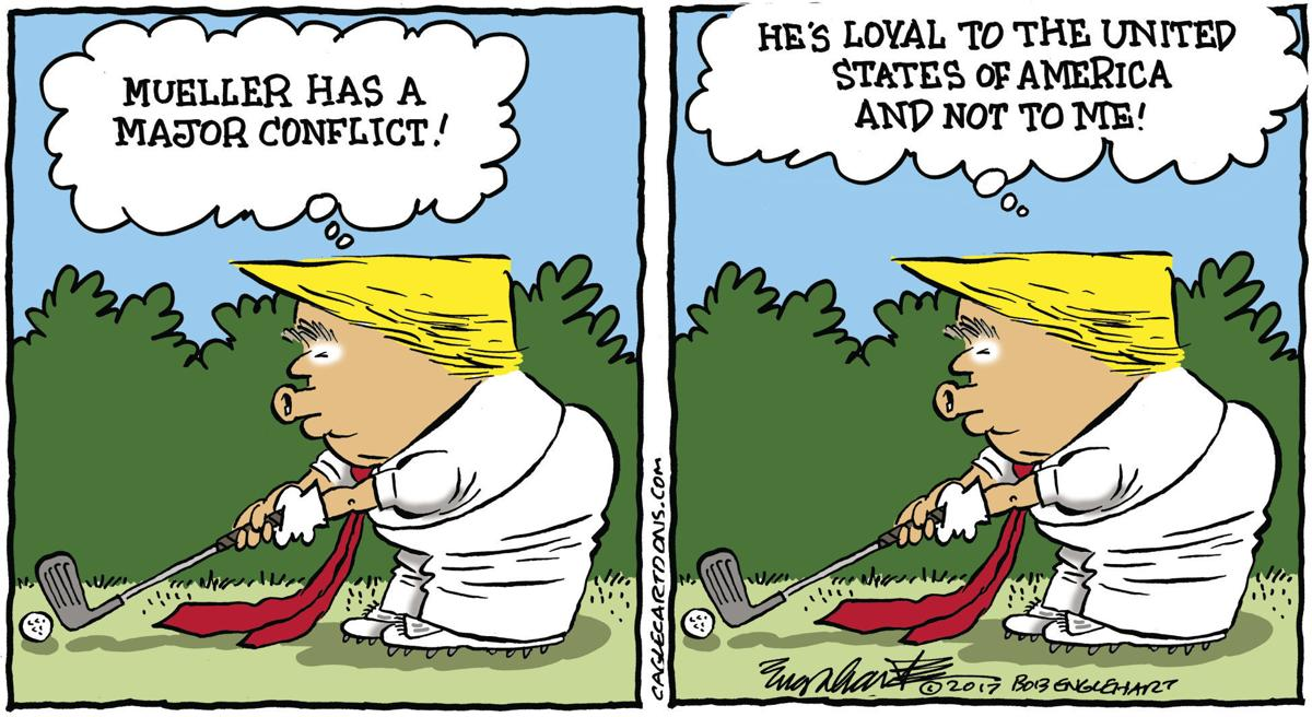 ANOTHER VIEW | BOB ENGLEHART, CAGLE CARTOONS