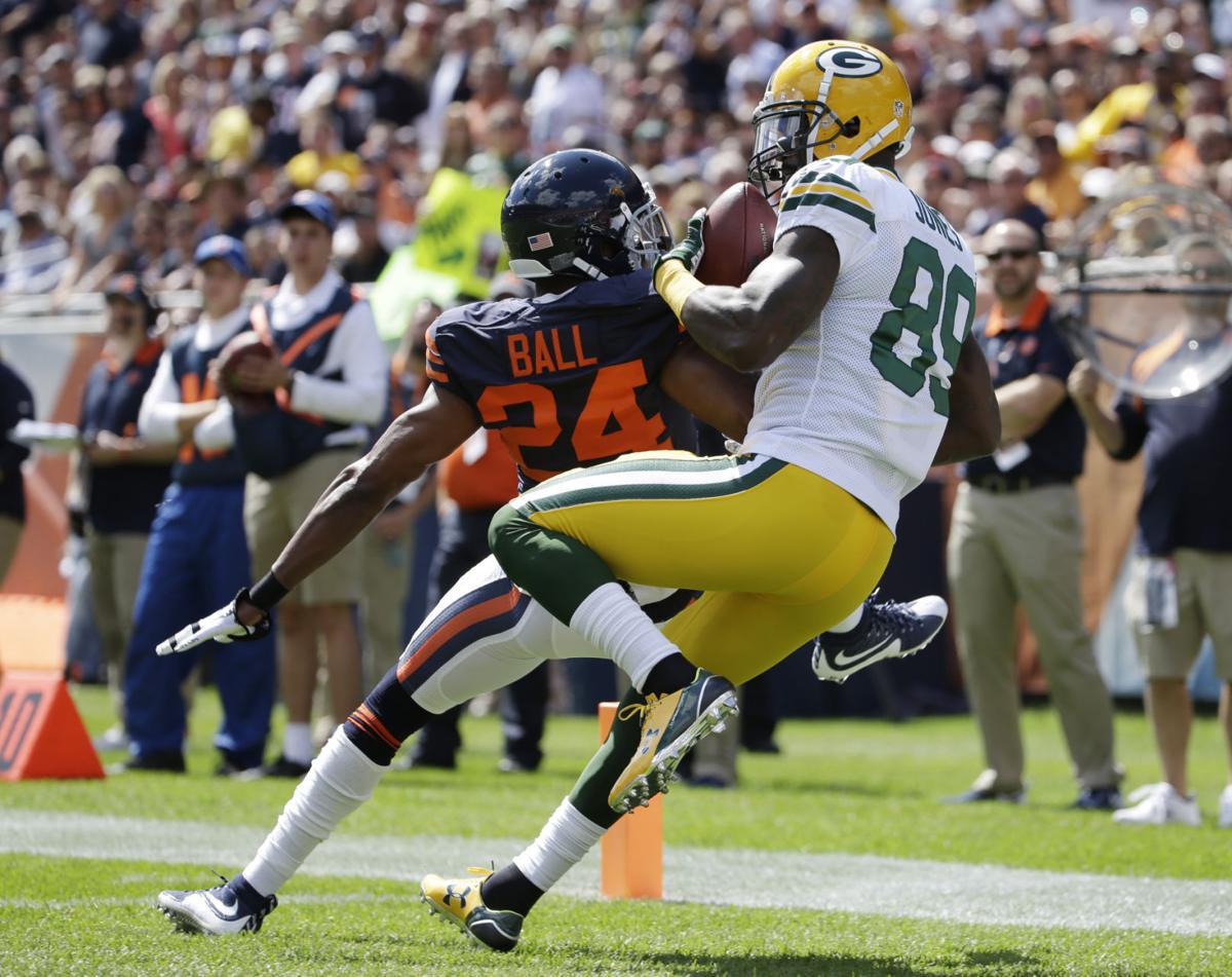 faf48e2e Tom Oates: James Jones helps Packers offense keep up | Professional ...