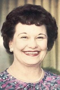 Marjorie Annette St. Aubin