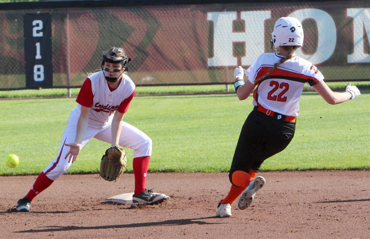 Thorp softball vs Horicon Division 4 state semifinals 6-7-19