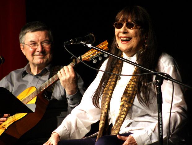 Judy Henske and Jerry Way