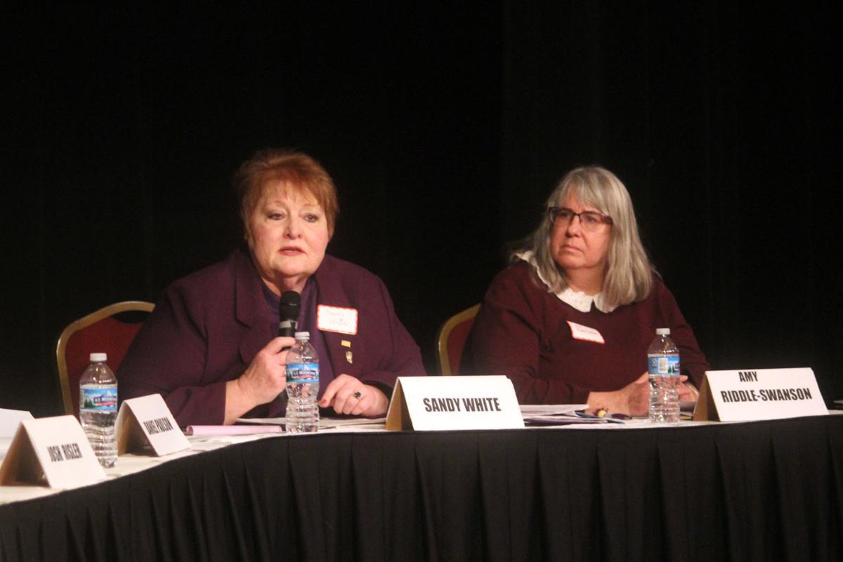 SDMA School Board forum 2-4-20