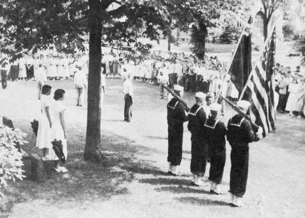 1951: La Crosse Central High School