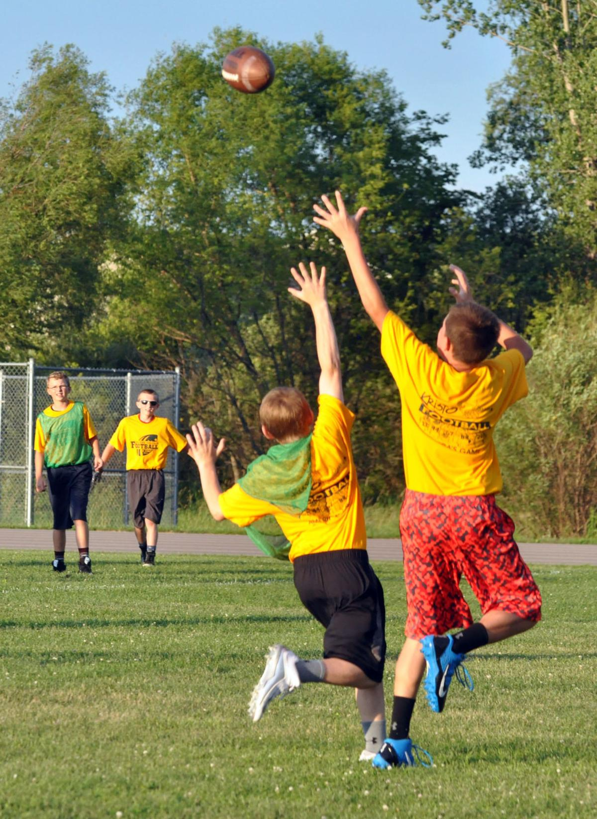 Western Wisconsin Youth Football Camp