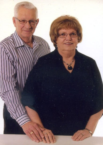 Stan and Donetta Knudson