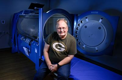 Hyperbaric Oxygen Therapy Heals Patient S Wounds
