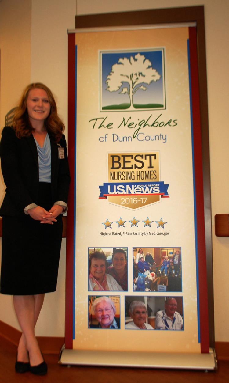 Familiar territory: The Neighbors new administrator 'grew up in nursing homes'