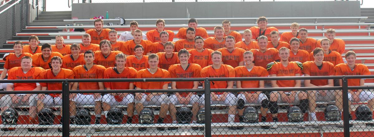 2019 Stanley-Boyd Football Team