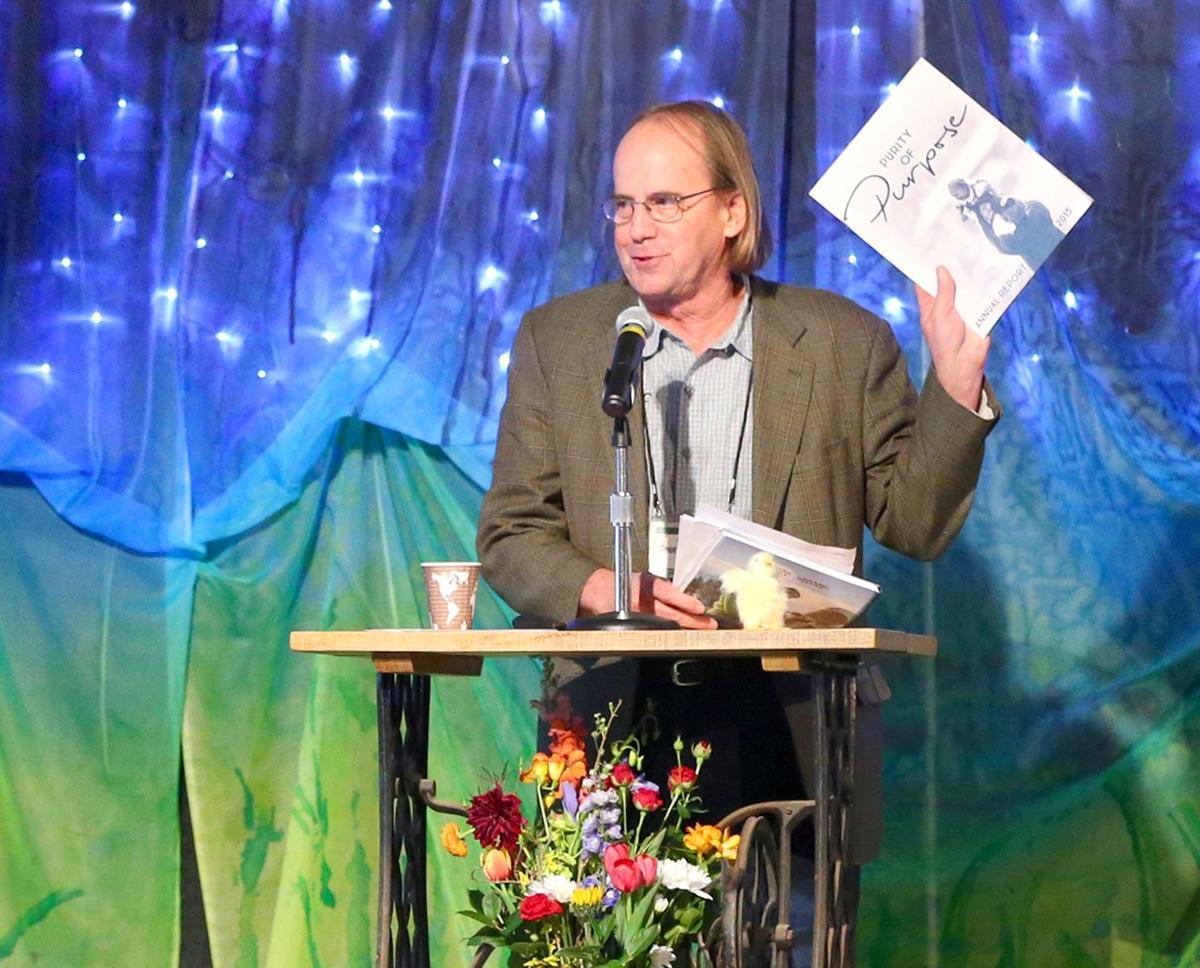 Organic Valley CEO George Siemon