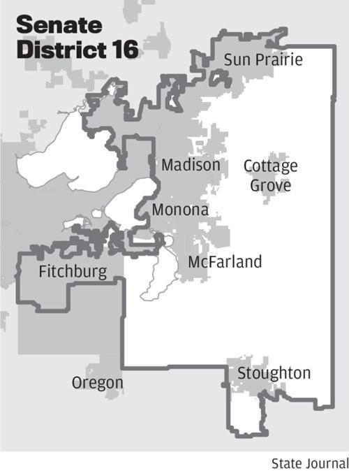 Senate District 16