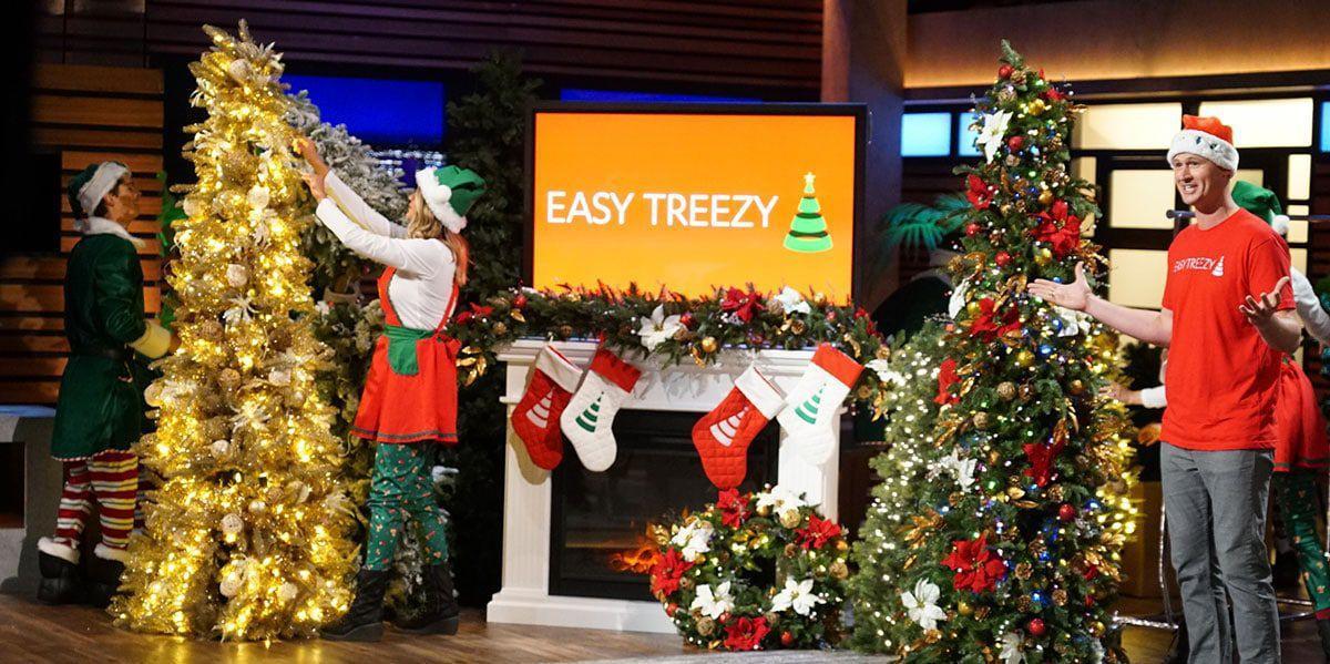 Easy Treezy on 'Shark Tank'