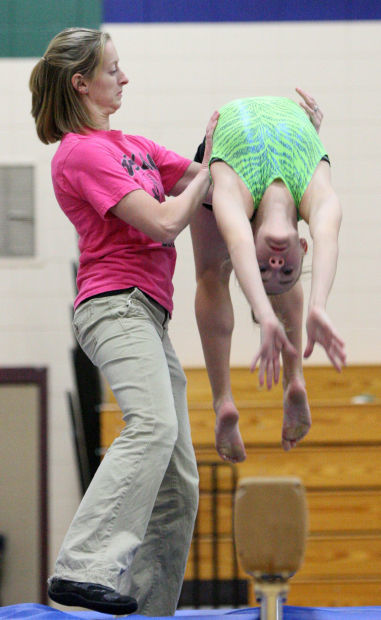 GYMNASTICS-O'Hearn photo