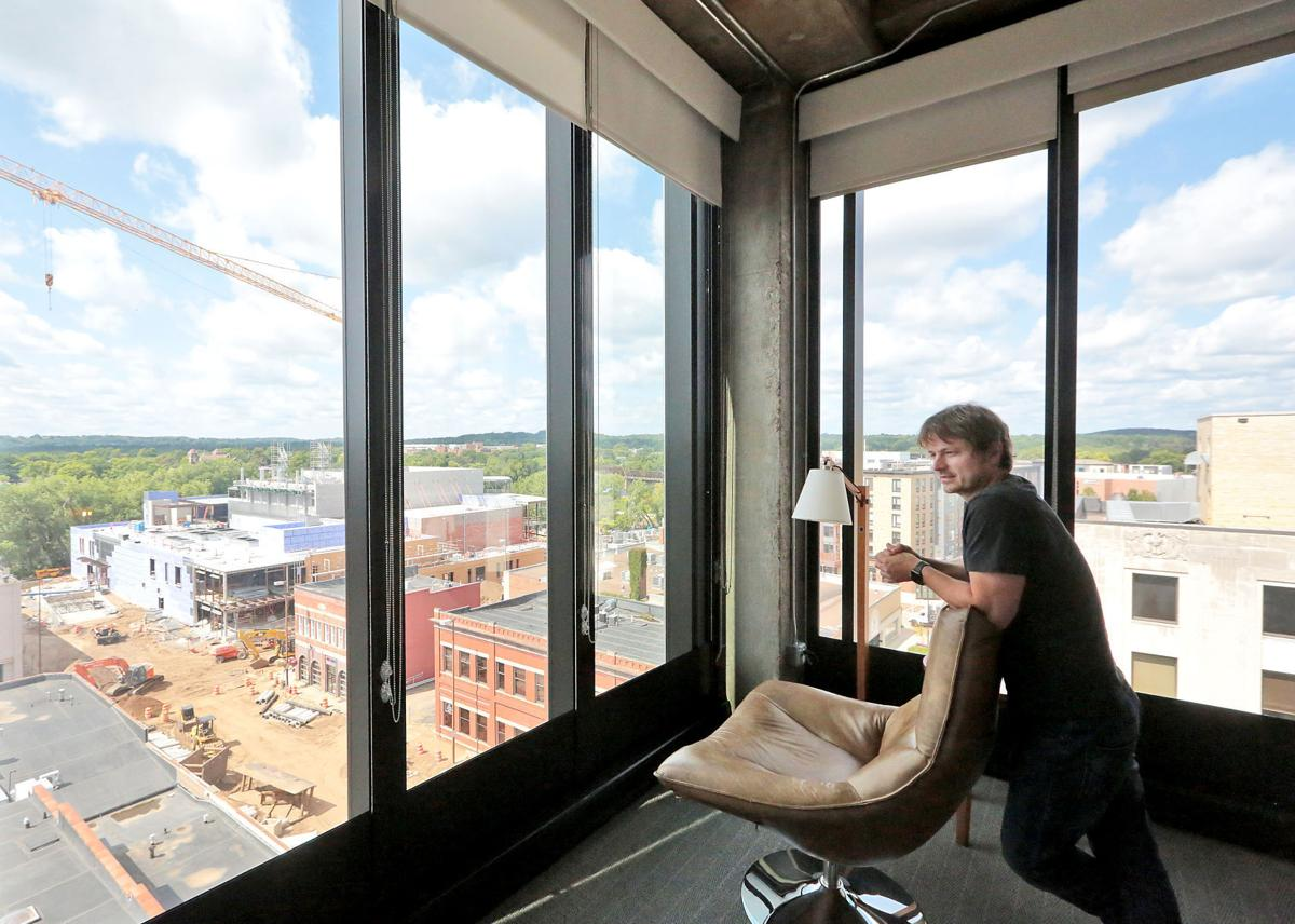 Eau Claire software entrepreneur draws workers to Wisconsin