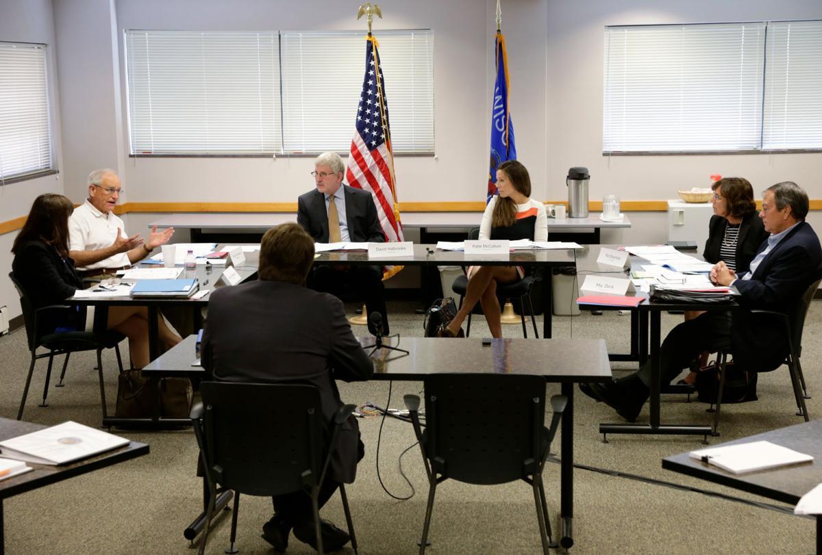 Ethics commission lobbying audit