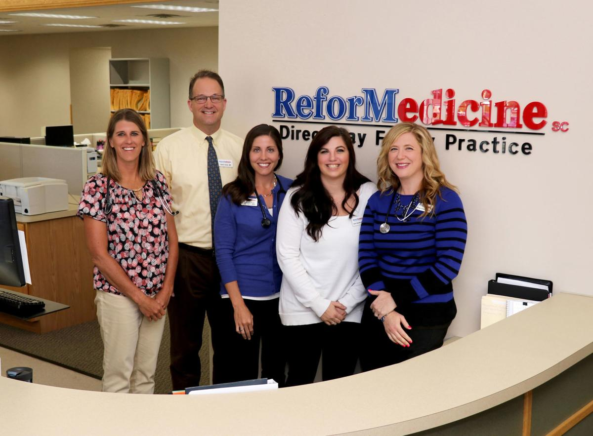 ReforMedicine staff