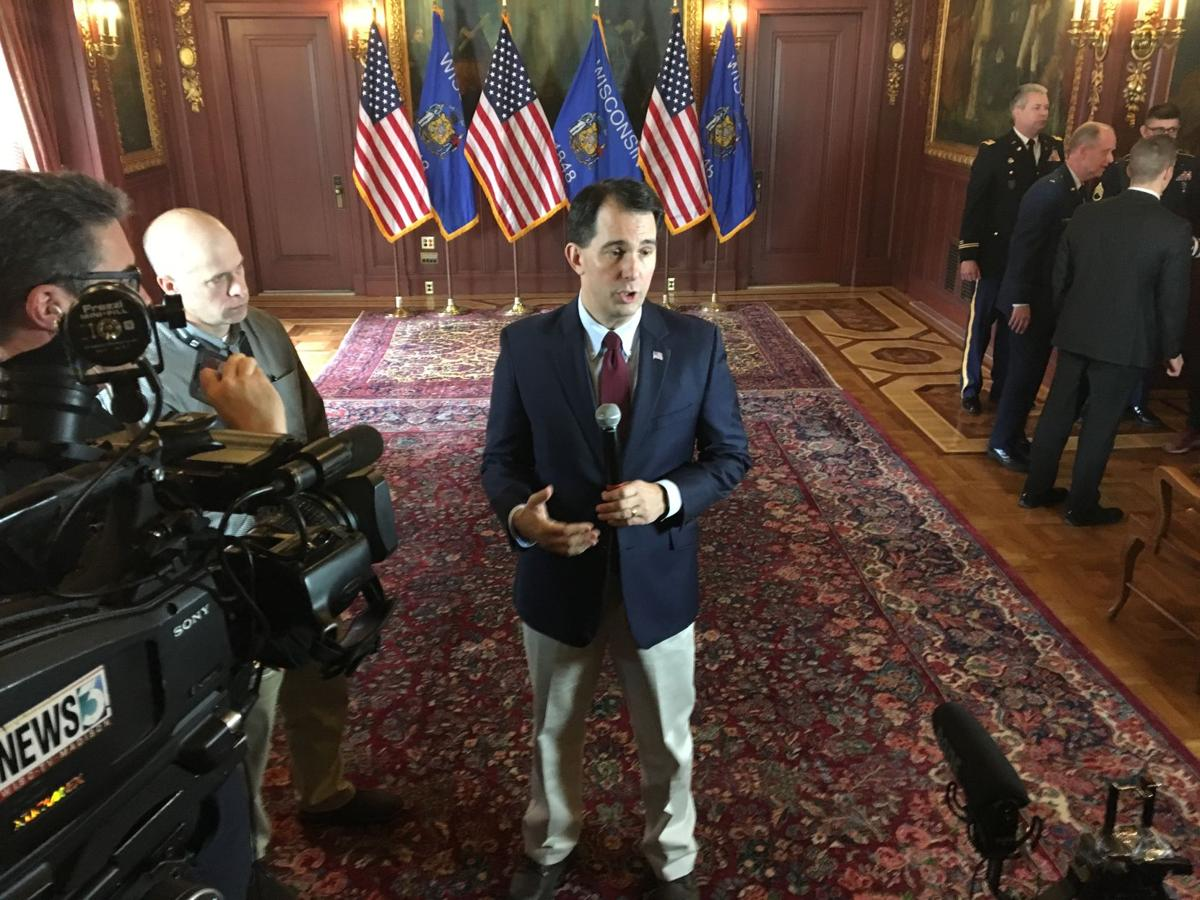 Scott Walker won't take White House job