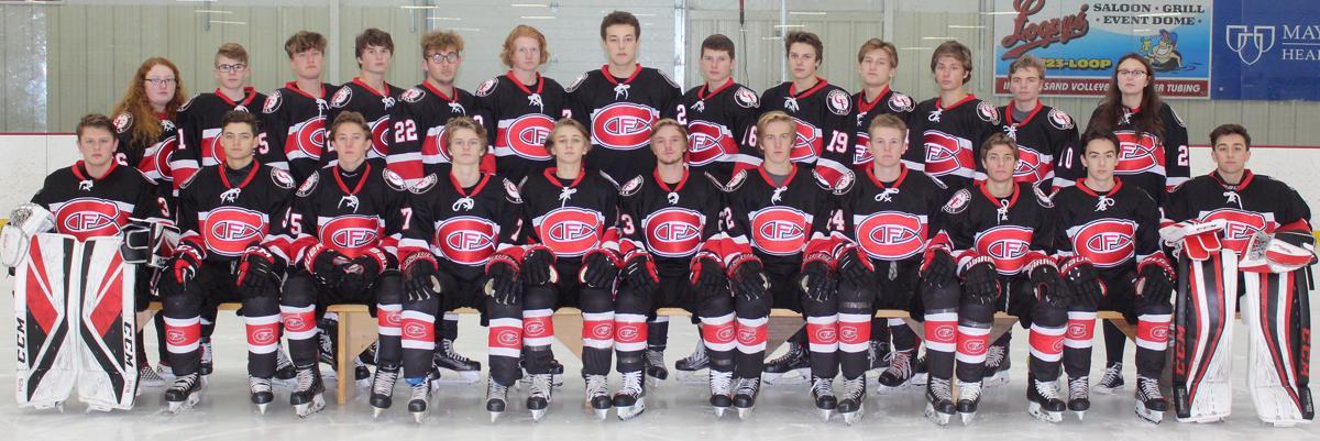 2019-20 Chi-Hi Boys Hockey Team