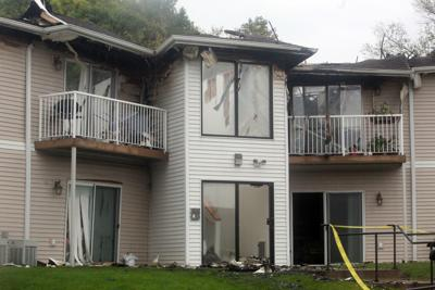Northern Meadows apartment fire